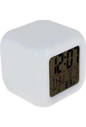 Piranha 4405 Dijital Alarmlı Masa Saati