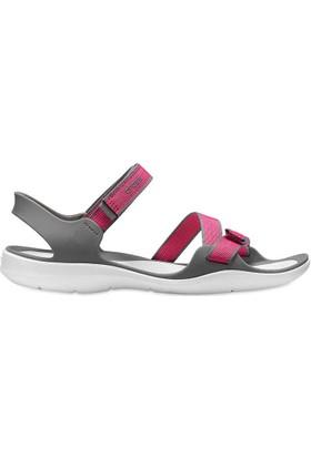 Crocs 204804-6Oh Swiftwater Webbing Sandal Kadın Günlük Sandalet