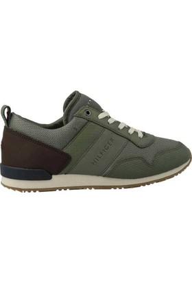 Tommy Hilfiger Fm01477-011 Iconic Mesh Mix Erkek Günlük Ayakkabı