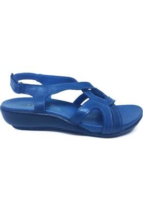 616037-025 Moka Kadın Günlük Sandalet