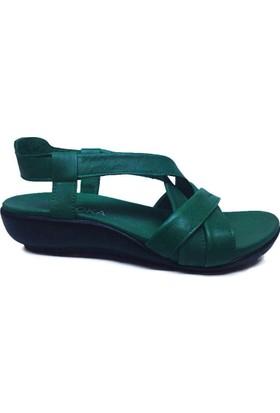 Moka 616038-004 Kadın Günlük Sandalet