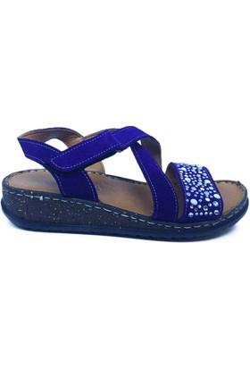 Moka 616241-027 Kadın Günlük Sandalet