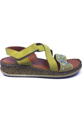 Moka 616241-028 Kadın Günlük Sandalet