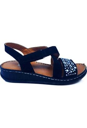 Moka 616241-030 Kadın Günlük Sandalet