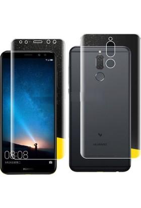 Case 4U Huawei Mate 10 Lite Ön Arka Ekran Koruyucu