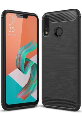 Microsonic Asus Zenfone 5 (6.2'') Ze620Kl Kılıf Room Silikon Siyah