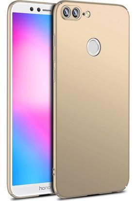 Microsonic Huawei Honor 9 Lite Kılıf Premium Slim Gold