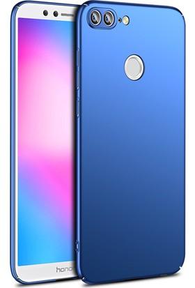 Microsonic Huawei Honor 9 Lite Kılıf Premium Slim Lacivert