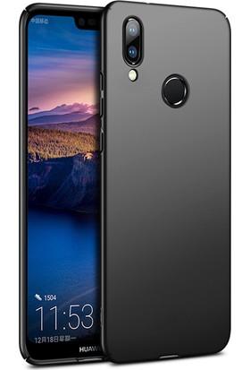 Microsonic Huawei P20 Lite Kılıf Premium Slim Siyah