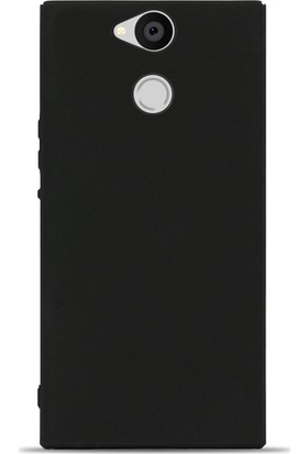 Microsonic Sony Xperia Xa2 Kılıf Premium Slim Siyah