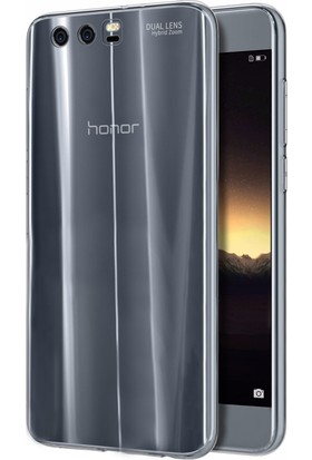 Microsonic Huawei Honor 9 Kılıf Transparent Soft