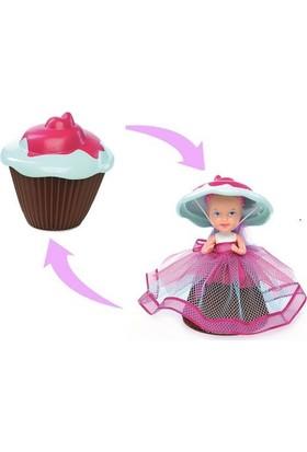 Cupcake Surprise Kiraz