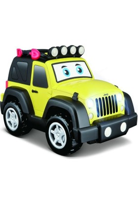BB Junior Jeep Işık & Ses