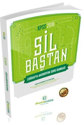 Puan Akademi 2018 KPSS Sil Baştan Coğrafya Akordiyon Soru Bankası