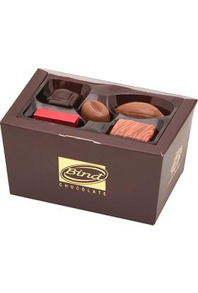 Bind Chocolate Ballotin Çikolata Kahverengi Kutu 110 gr