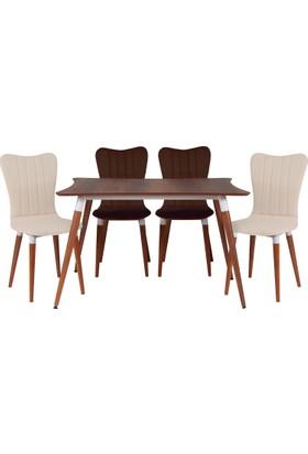 Ri̇ş Mobi̇lya Kelebek Masa Takımı , Mutfak Masası