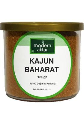 Modern Aktar Doğal Cajun Baharatı 130 gr (Cajun Seasoning)