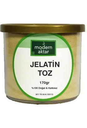 Modern Aktar Doğal Toz Jelatin 170 gr ( Sığır )