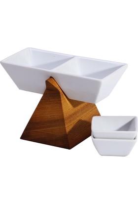 Wooden+ Tentam Reçel ve Marmelat Sunumu