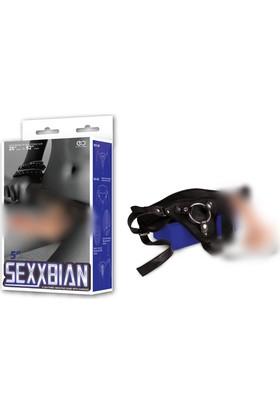 Censan Sexxbian 13Cm Belden Bağlamalı Protez Penis