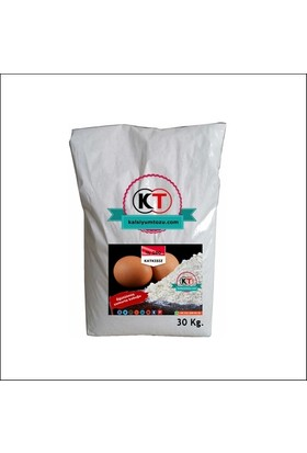 Kt Yumurta Kabuğu Tozu Fabrikasyon Öğütülmüş 30 Kg.