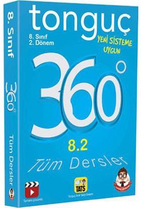 Tonguç Akademi 8. Sınıf 2. Dönem Tüm Dersler 360 Derece