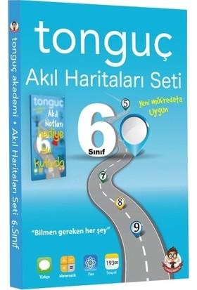 Tonguç Akademi 6. Sınıf Akıl Haritaları Seti