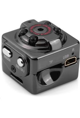 DT Gece Ve Gündüz Çekimli Full Hd Mini Gizli Casus Kamera