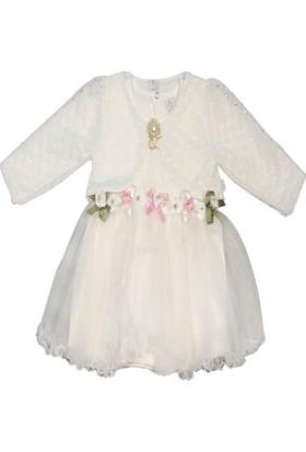 Bulşen Bolerolu Gelinlik Elbise
