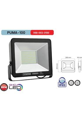 Horoz Puma 100 2700K Gün Işığı 100W Smd Led Projektor