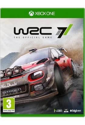 Bi̇gben Wrc 7 Xbox One Oyun