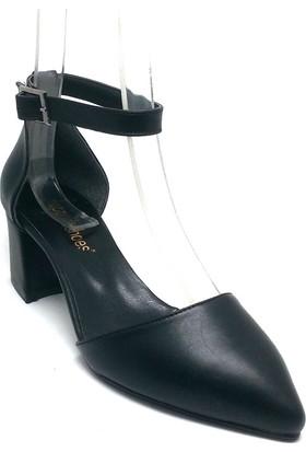 Shop And Shoes 172-130 Kadın Ayakkabı Siyah