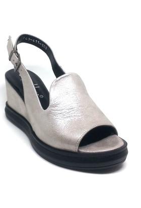 Shop And Shoes 001-743411 Kadın Ayakkabı Vizon