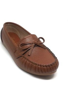 Shop And Shoes 173-50 Kadın Babet Taba