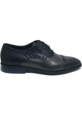 Shop And Shoes 063-3256 Erkek Ayakkabı Antrasit