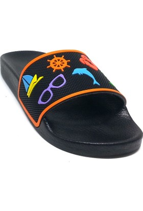 Shop And Shoes 155-02413 Kadın Terlik Siyah