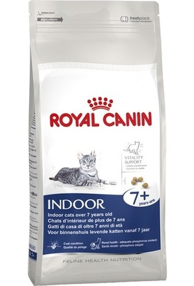 Royal Canin Feline Indoor 7 Yaş Üzeri Kuru Kedi Maması 1,5 kg