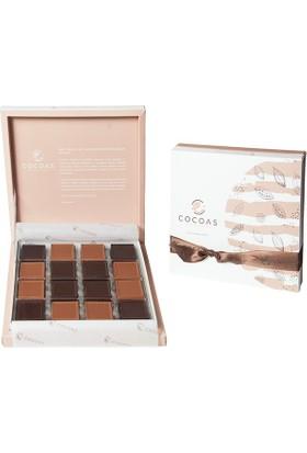 Cocoas Chocolat Madlen Çikolata 500 gr