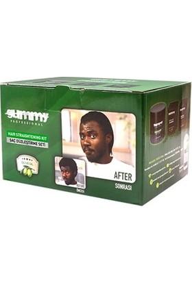 Gummy Profosyenel Saç Düzleştirme Seti
