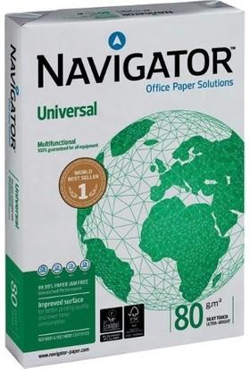 Navigator A4 80 Gr/m² Fotokopi Kağıdı (5'li Paket / Koli)
