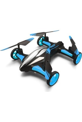 JJRC H23 Drone Araba 2İn1 Quadcopter Helikopter 2.4G 4Ch 6-Axis Gyro Uçak