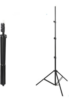 Greenbox Işık Ayağı Light Stand 260 Cm (2.6 Metre)