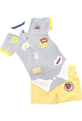 Necix Opps Erkek Bebek Takımı