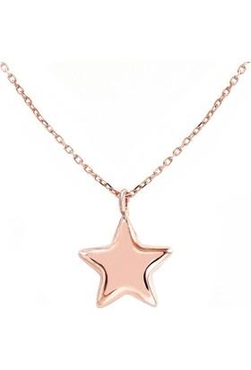 Chewell 14 Ayar Altın G Star Kolye