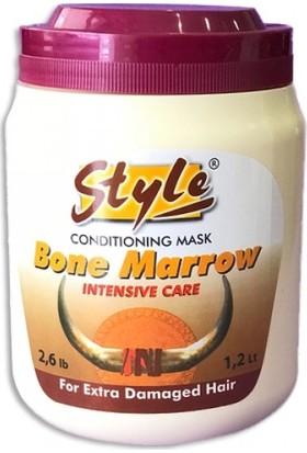 Style Bone Marrow Kemik İliği Saç Bakım Maskesi 1200ml