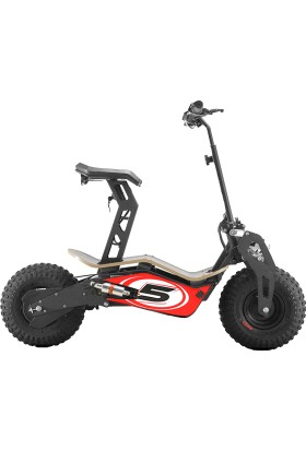 Velocifero Mad 1600W Elektrikli Scooter Race