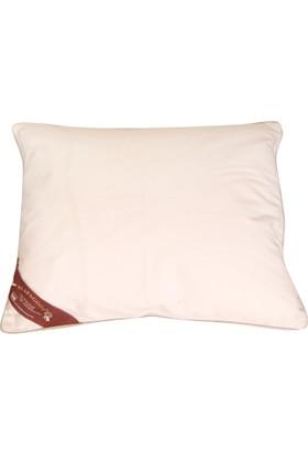 Alapagoos Bebek Beşik Kaz Tüyü(%60 Gıdık) Pillow Yastık 40 x 50 cm