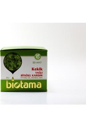Biotama Kekik Yağlı Bitkisel Karışım Krem 50ml