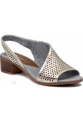 Mammamia D18Ys 1910 Dore Terlik Sandalet