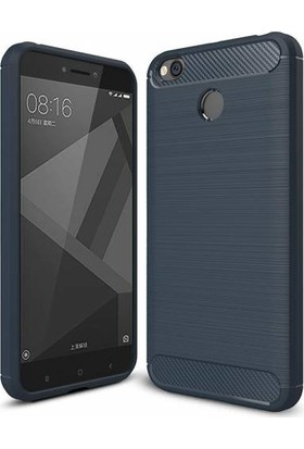 Case 4U Xiaomi Redmi 4x Korumalı Arka Kapak Room Lacivert
